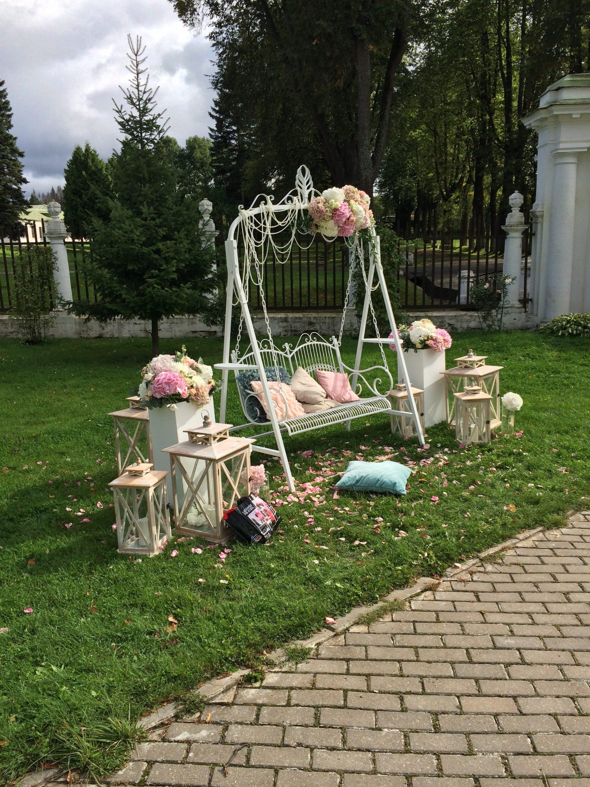 свадьбе в усадьбе Середниково