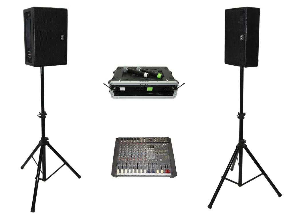 Звуковой комплект 1
