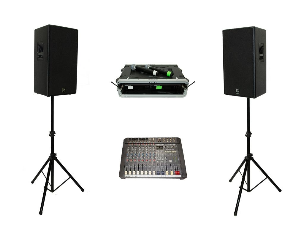 Звуковой комплект 2