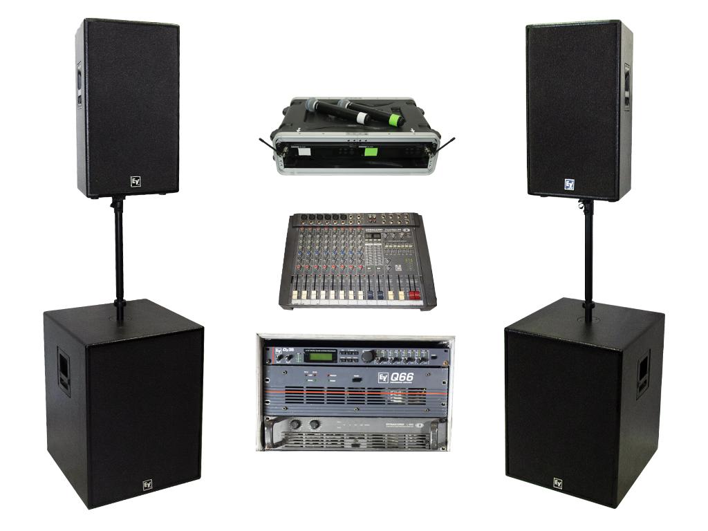 Звуковой комплект 3