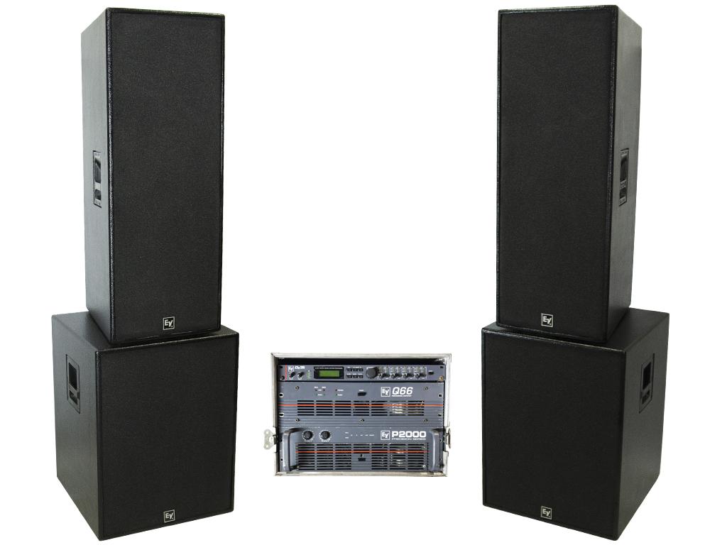 Звуковой комплект 4