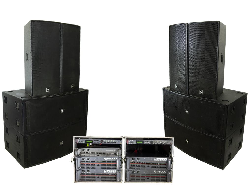 Звуковой комплект 6