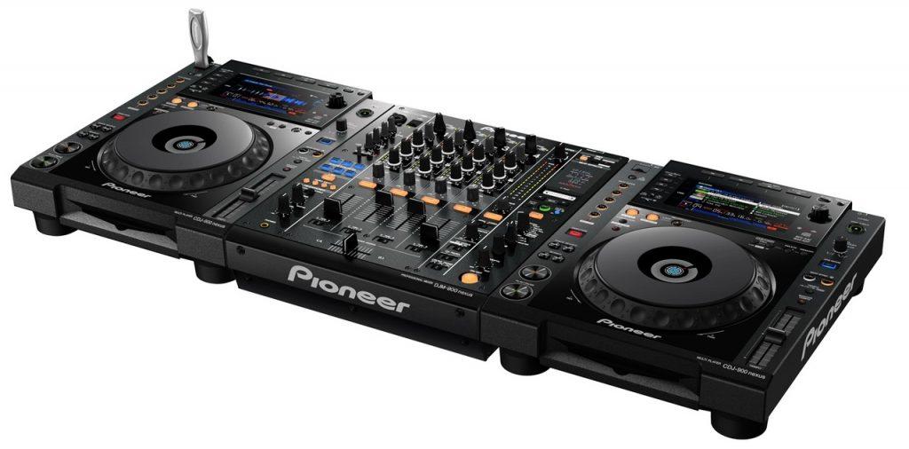 Pioneer Cdj900nexus + djm900 nexus