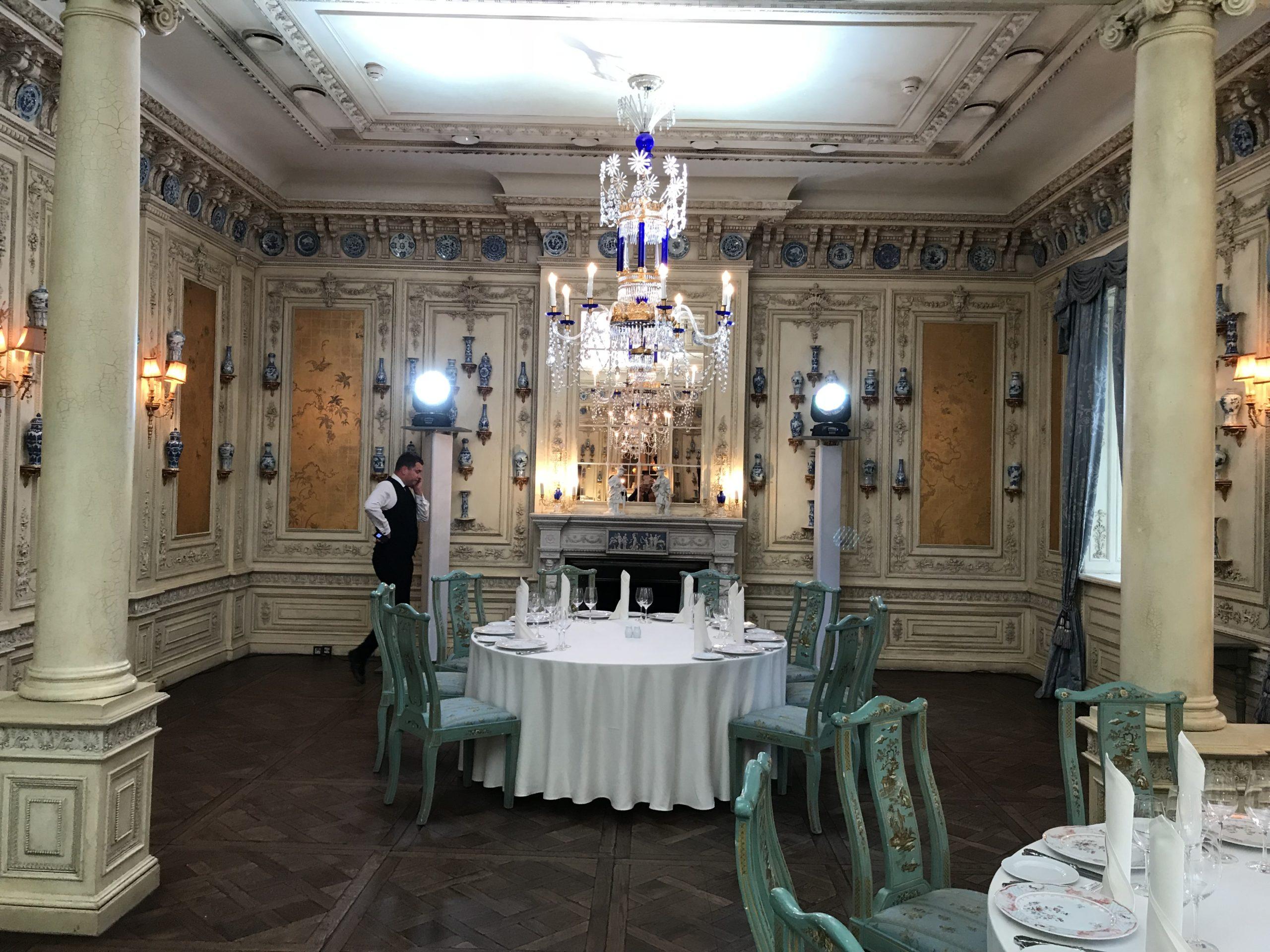 Ресторан Турандот юбилей